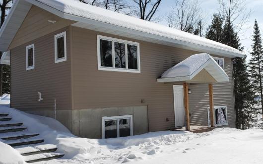 1 BR Upper Cottage #305A
