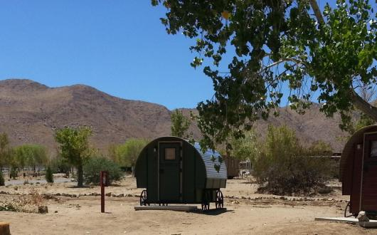 Sheep Wagon Cabin